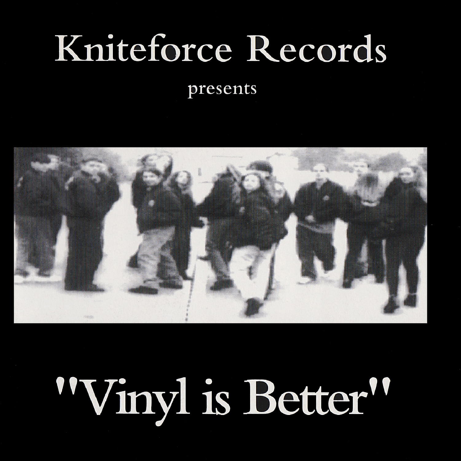 [KFCD001] Various - Vinyl Is Better Volume 1 (Digital Only)