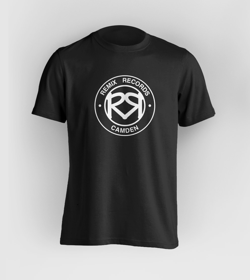 Remix Records Logo T-Shirt