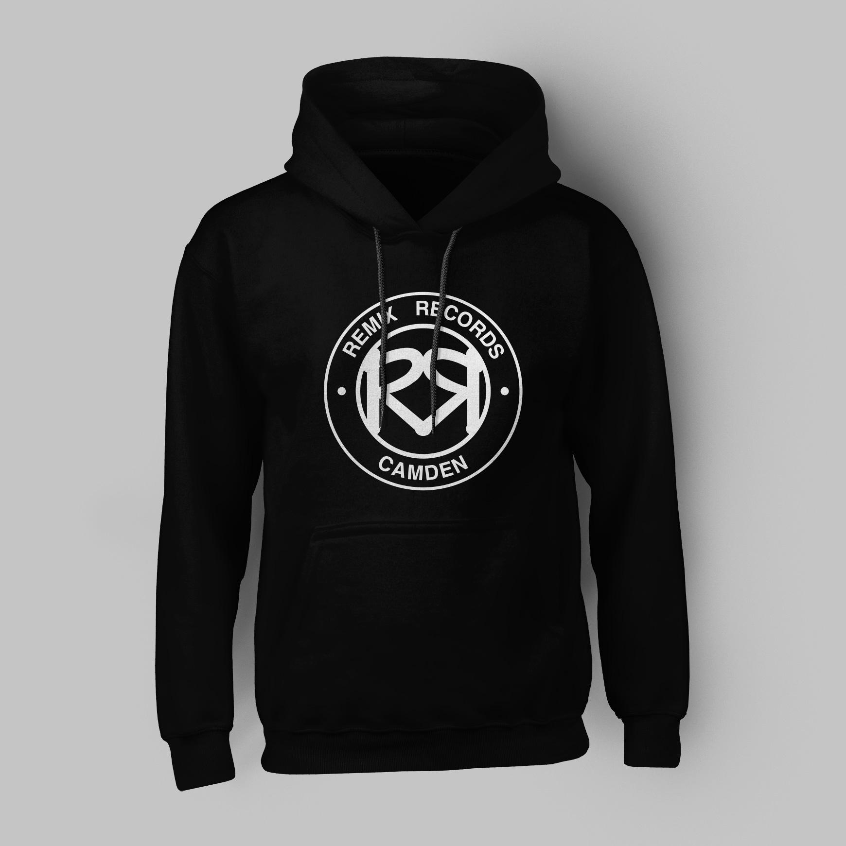 Remix Records Logo Hoodie