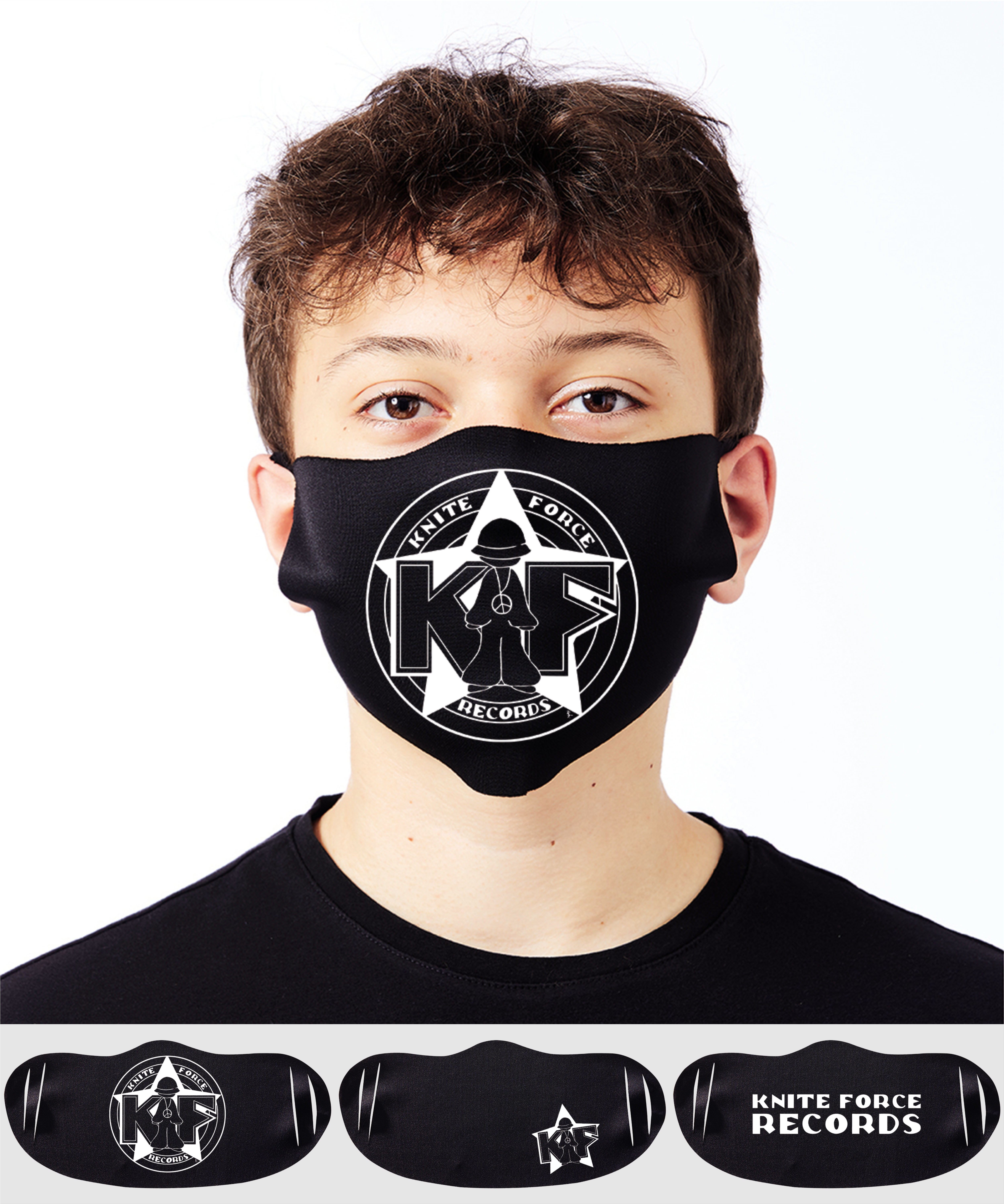 Kniteforce Face Covers (3pk)