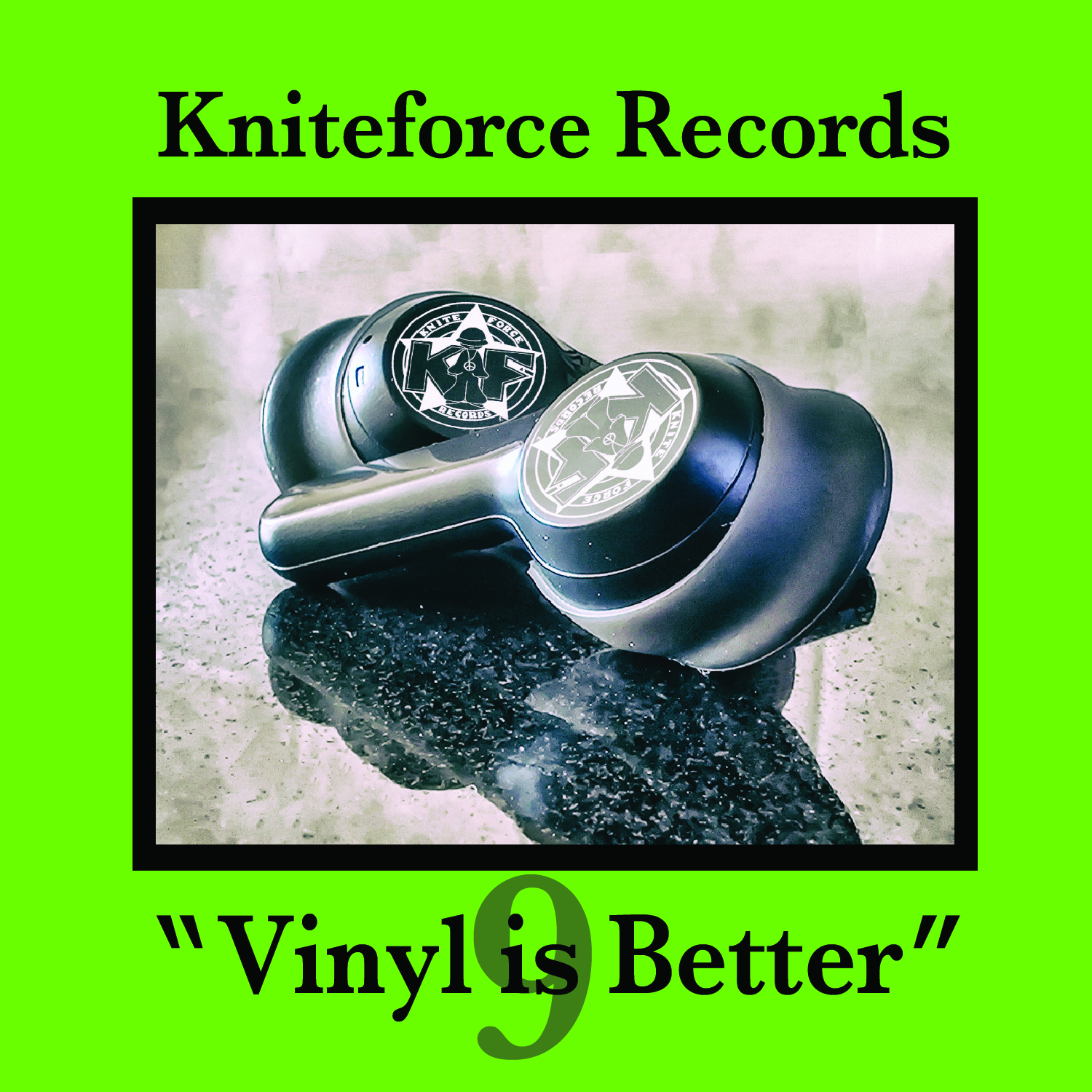 [KFCD36] Various - Vinyl Is Better Volume 9 (CD + Digital)