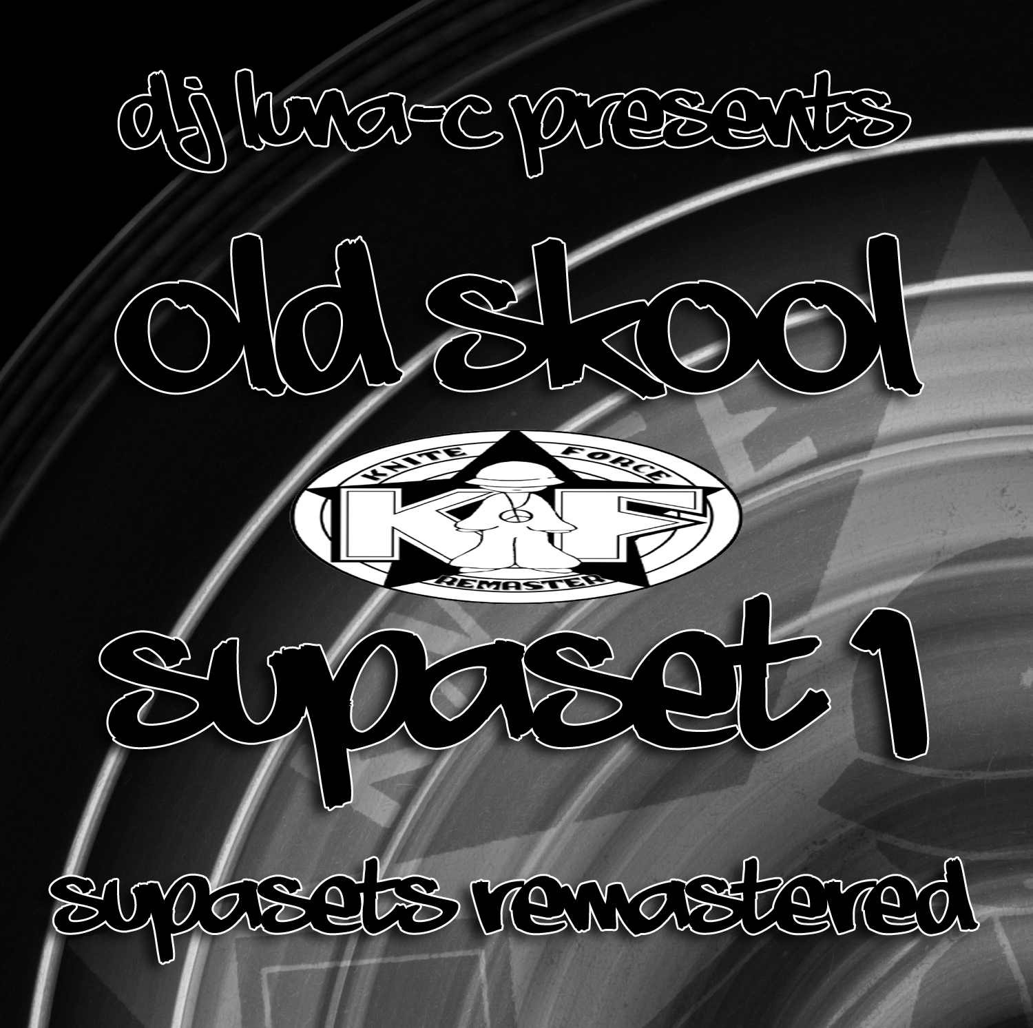 [KFSSOS01] Luna-C - Old Skool Supaset Part One (Digital Only)