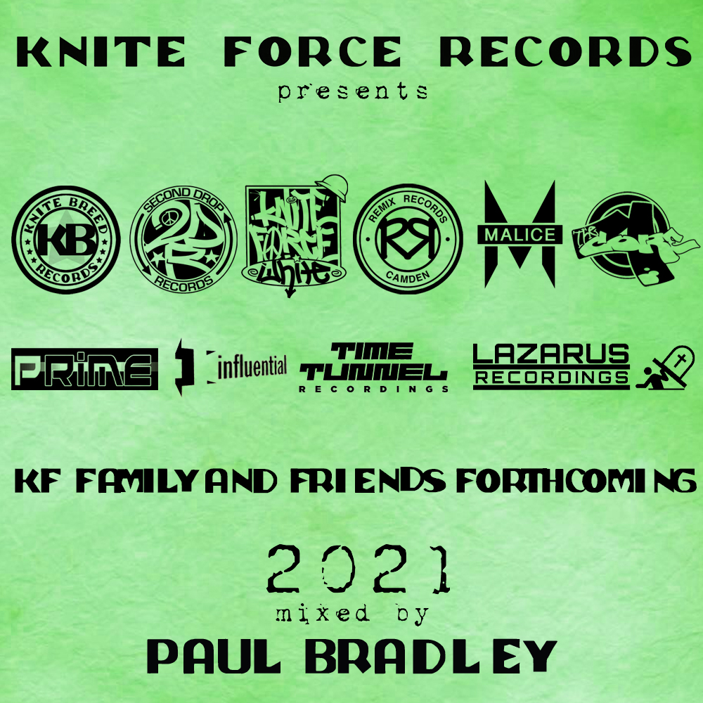 [KFD035] Paul Bradley - KF Family & Friends Forthcoming 2021 (Digital Only)