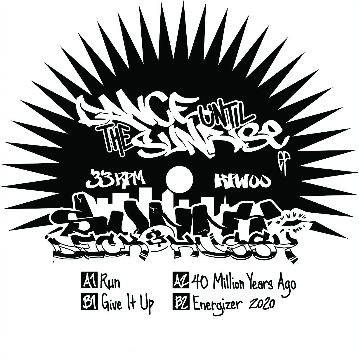 "[KFW00] Sunny & Deck Hussy - Dance until the Sunrise EP (12"" Vinyl + Digital)"