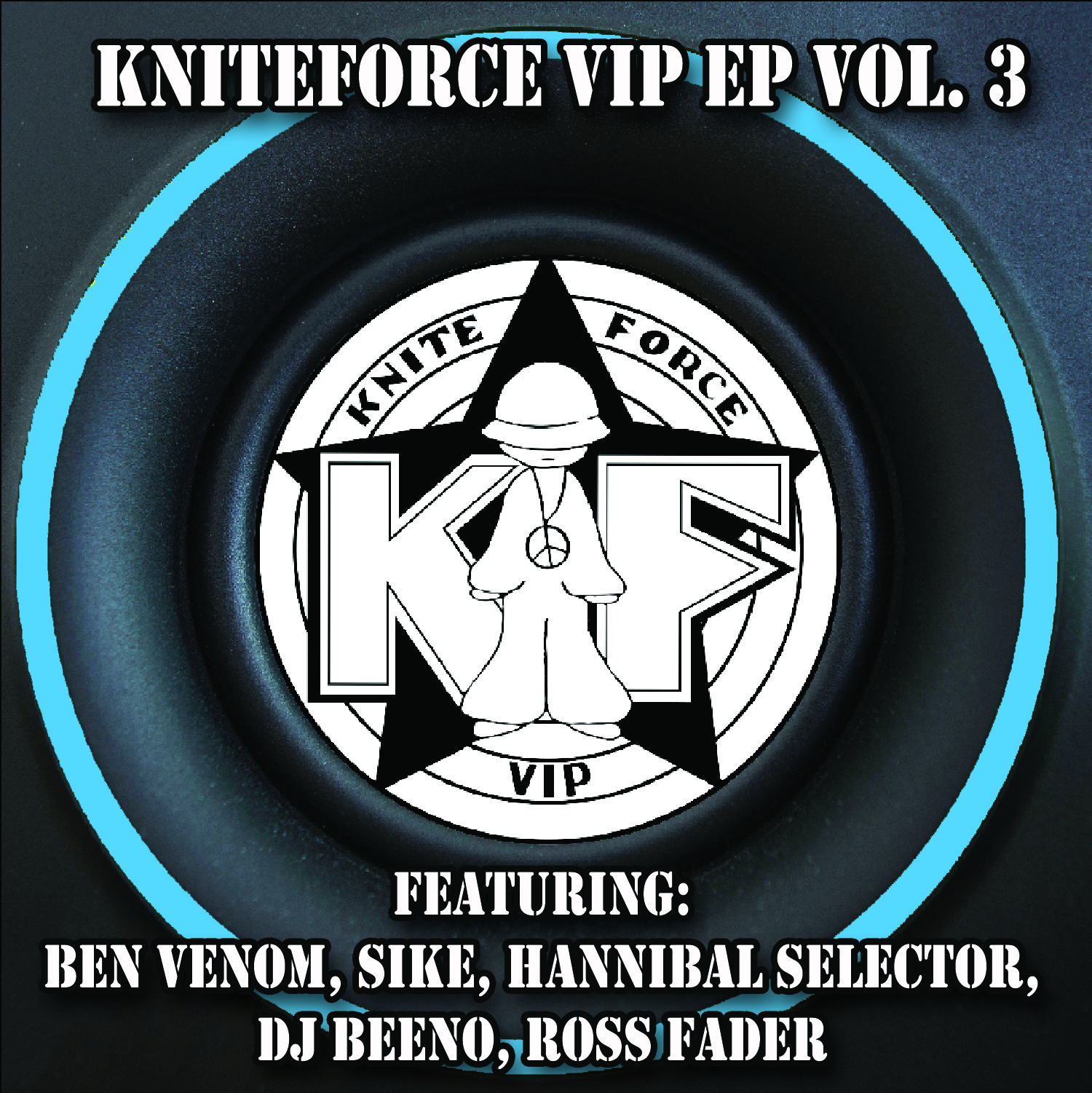 [KFD034] Various - Kniteforce VIP EP Volume 3 (Digital Only)