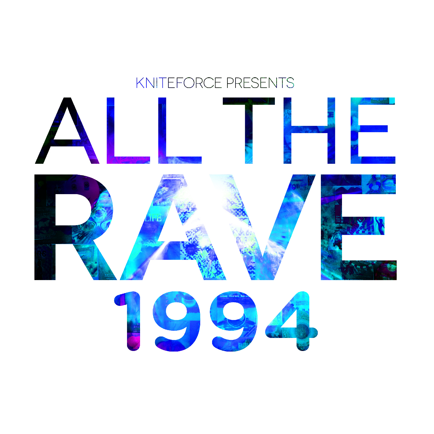 "[ATR04VinylOnly] Various - All The Rave 1994 (Vinyl Only) (12"" Vinyl + Digital)"