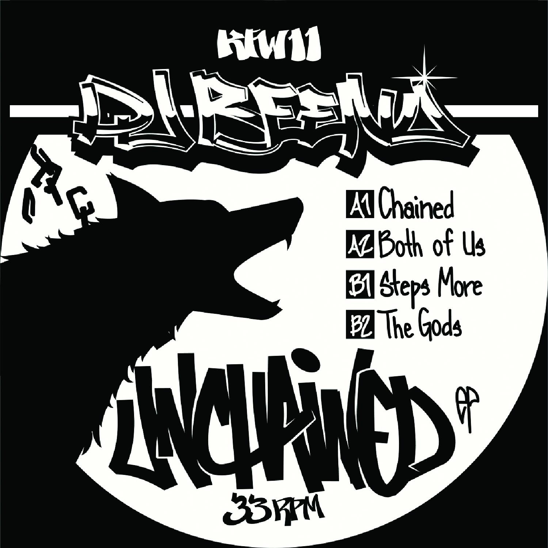 "[KFW11] Dj Beeno - Unchained EP (12"" Vinyl + Digital)"
