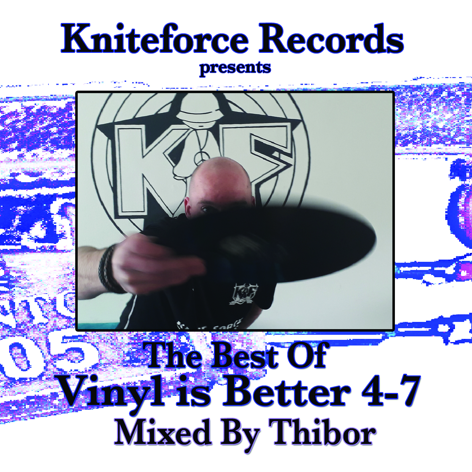 [KFCD022] Various - The Best Of Vinyl Is Better 4-7 (Mixed By Thibor) (Digital Only)