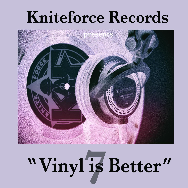 [KFCD023] Various - Vinyl Is Better Volume 7 (Digital Only)