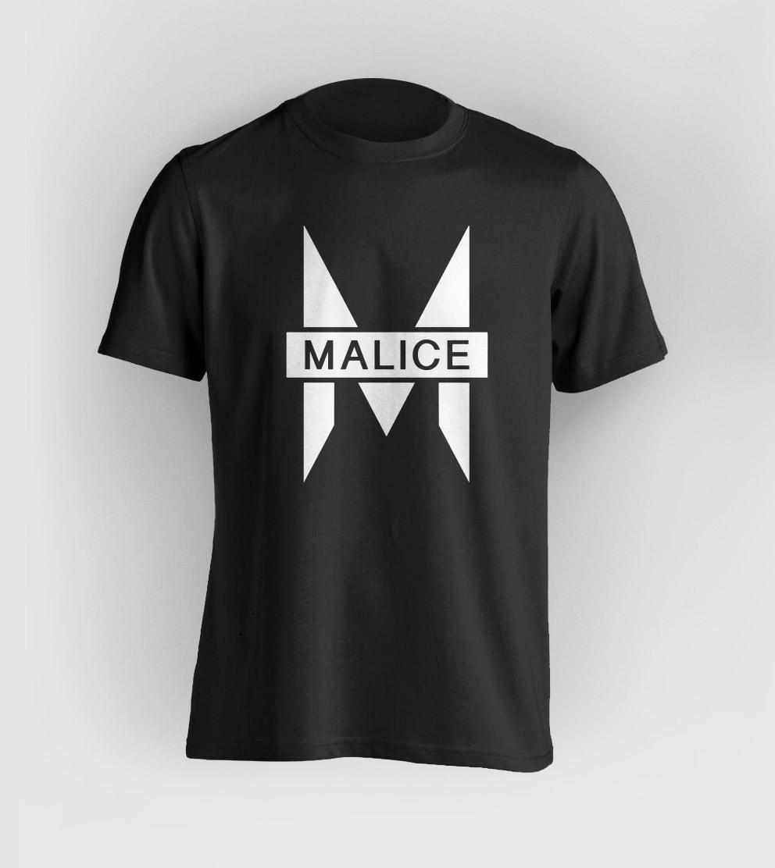 Malice Logo T-Shirt