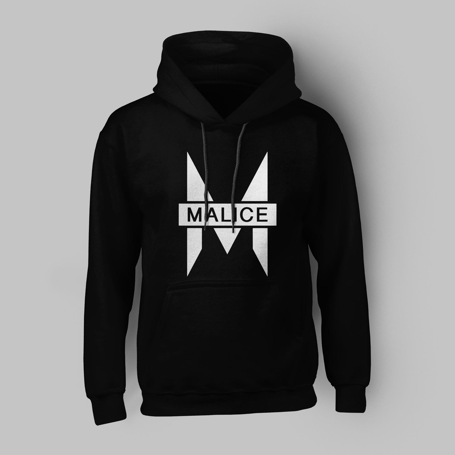 Malice Logo Hoodie