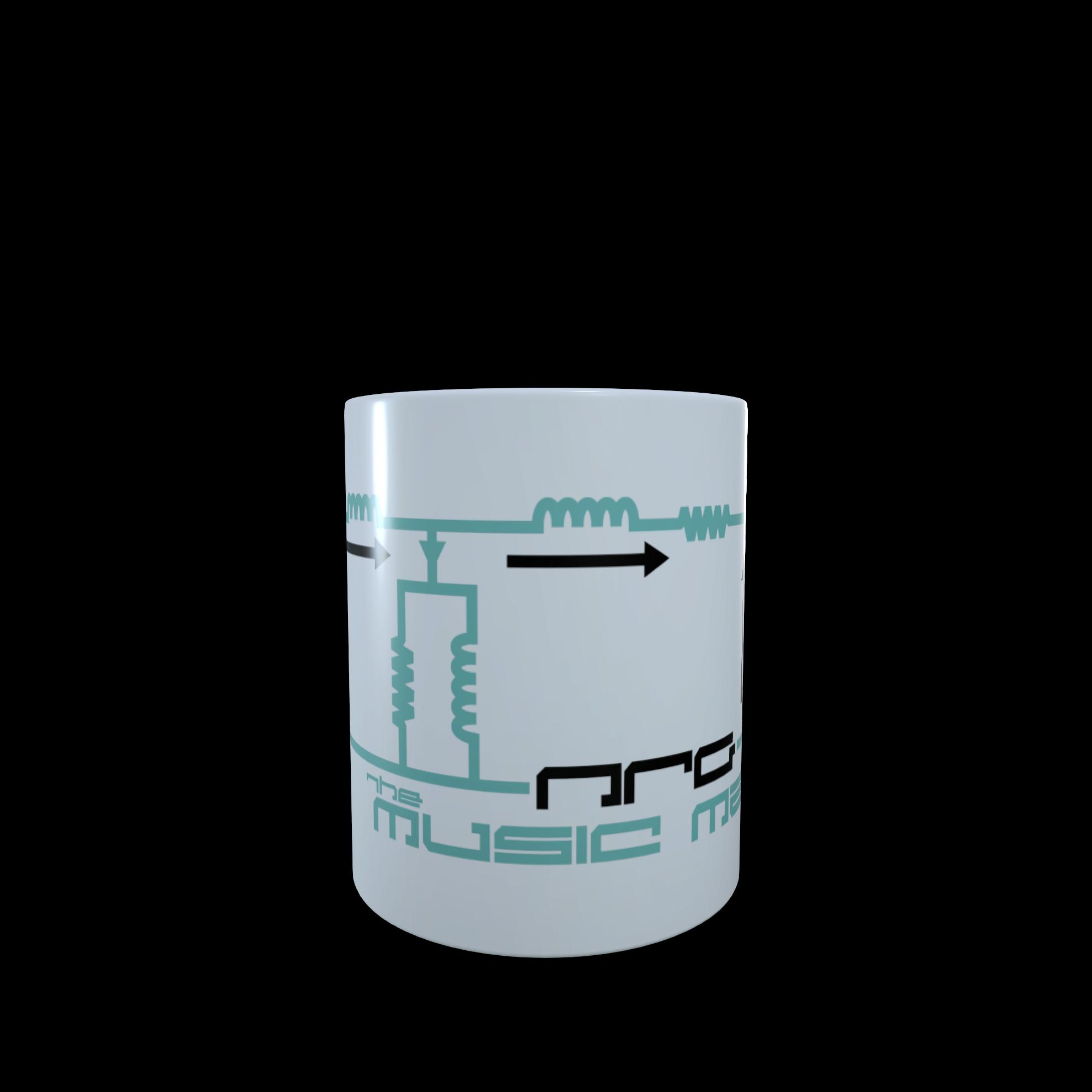 NRG 'Circuit' Mug