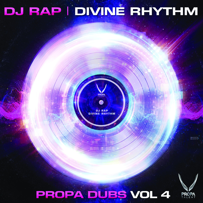 "[PTDUB04] Dj Rap - Divine Rhythm (12"" Vinyl)"