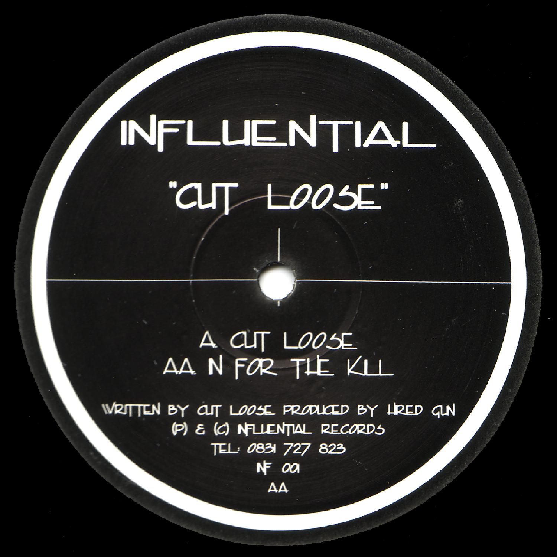 [INFL001] Cut Loose - Cut Loose EP (Digital Only)