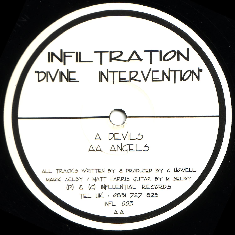 [INFL005] Divine Intervention - Devils EP (Digital Only)