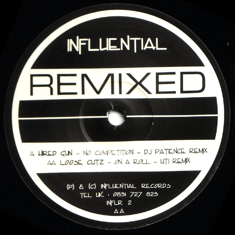 [INFLR002] Various - Influential Remixes 2 (Digital Only)