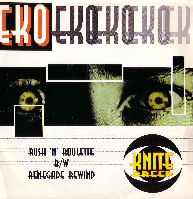 [BREED004] Eko - Rush N Roulette EP (Digital Only)