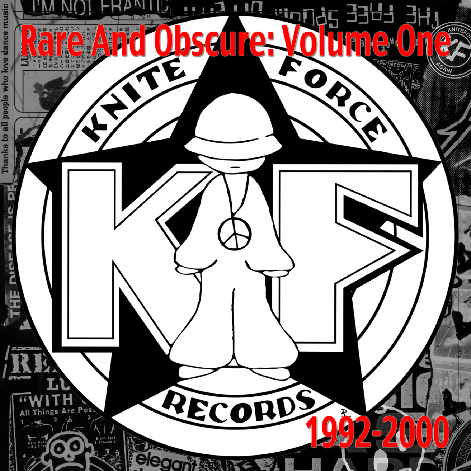 [KFLP012] Various - Rare And Obscure Volume 1 (Digital Only)