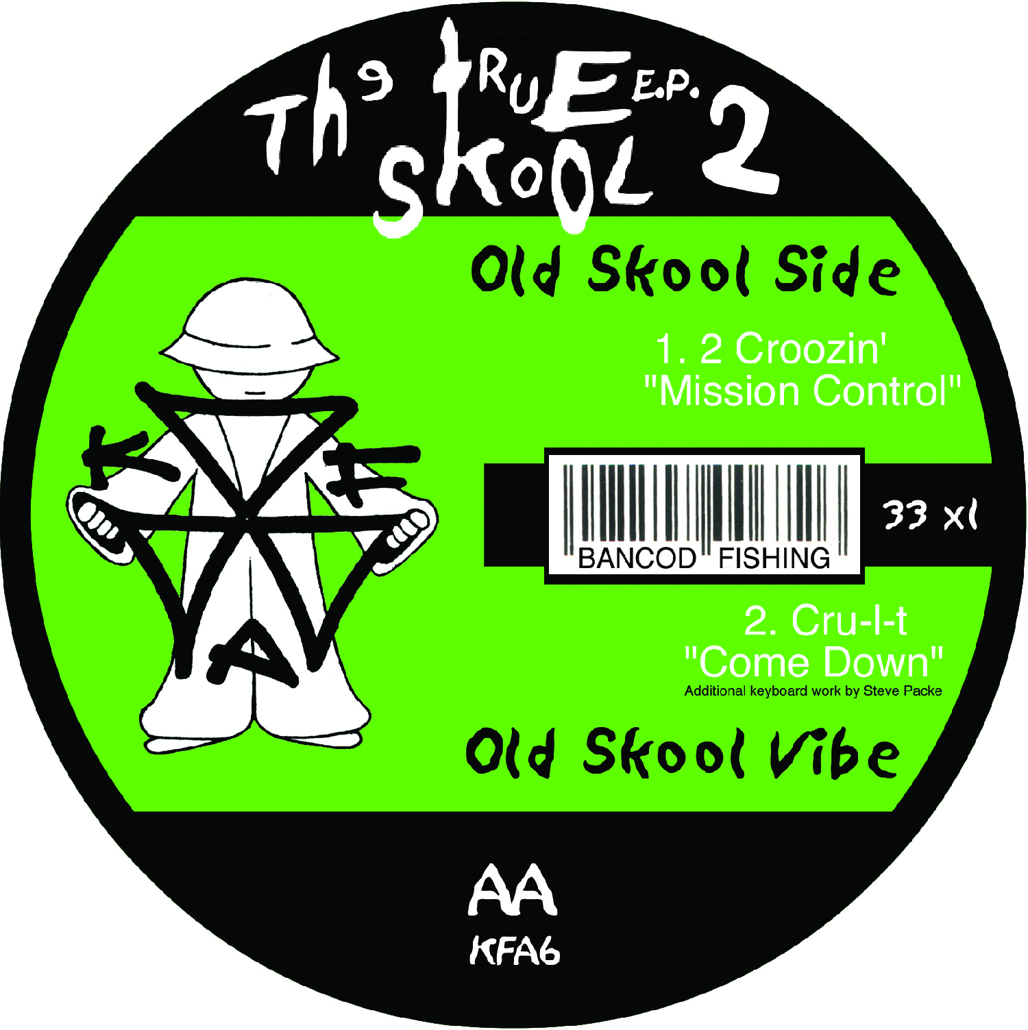 [KFA006] Various - True Skool EP Volume 2 (Digital Only)