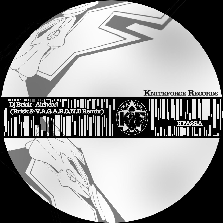 [KFA025] Dj Brisk / Luna-C & Dair - Airhead/Ready To Rumble (Remixes) (Digital Only)
