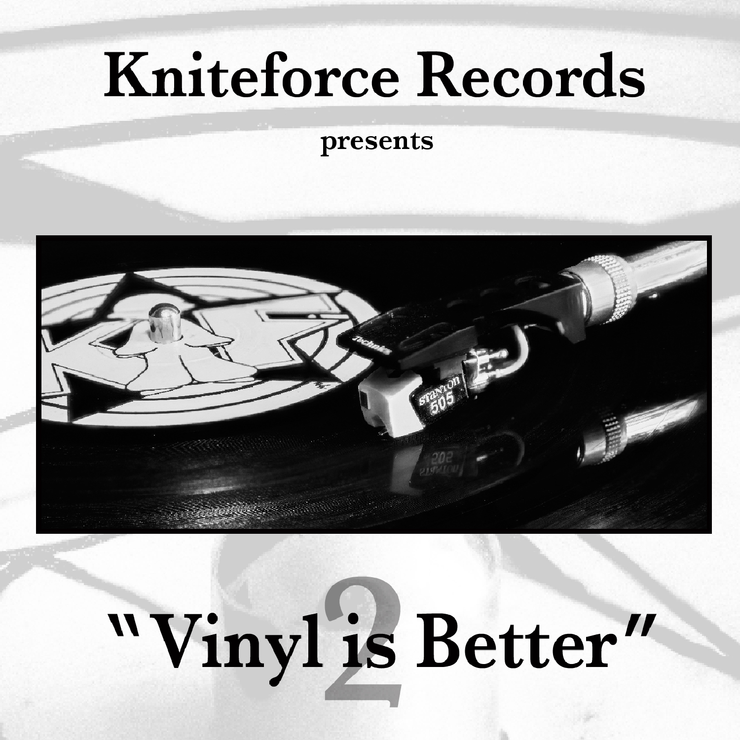 [KFCD002] Various - Vinyl Is Better Volume 2 (Digital Only)