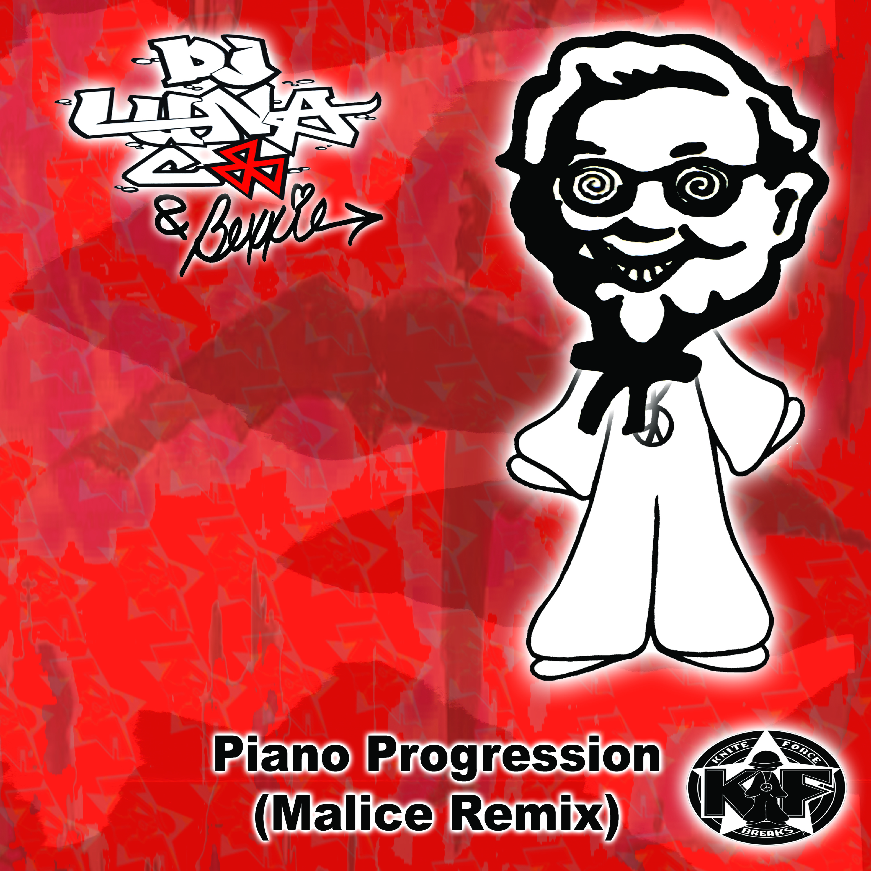 [KFA034] Luna-C - Piano progression (Malice Remix) EP (Digital Only)