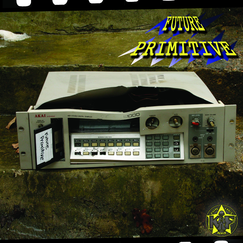 [KFA038] Future Primitive - Hapi Face / Love Me EP (Digital Only)
