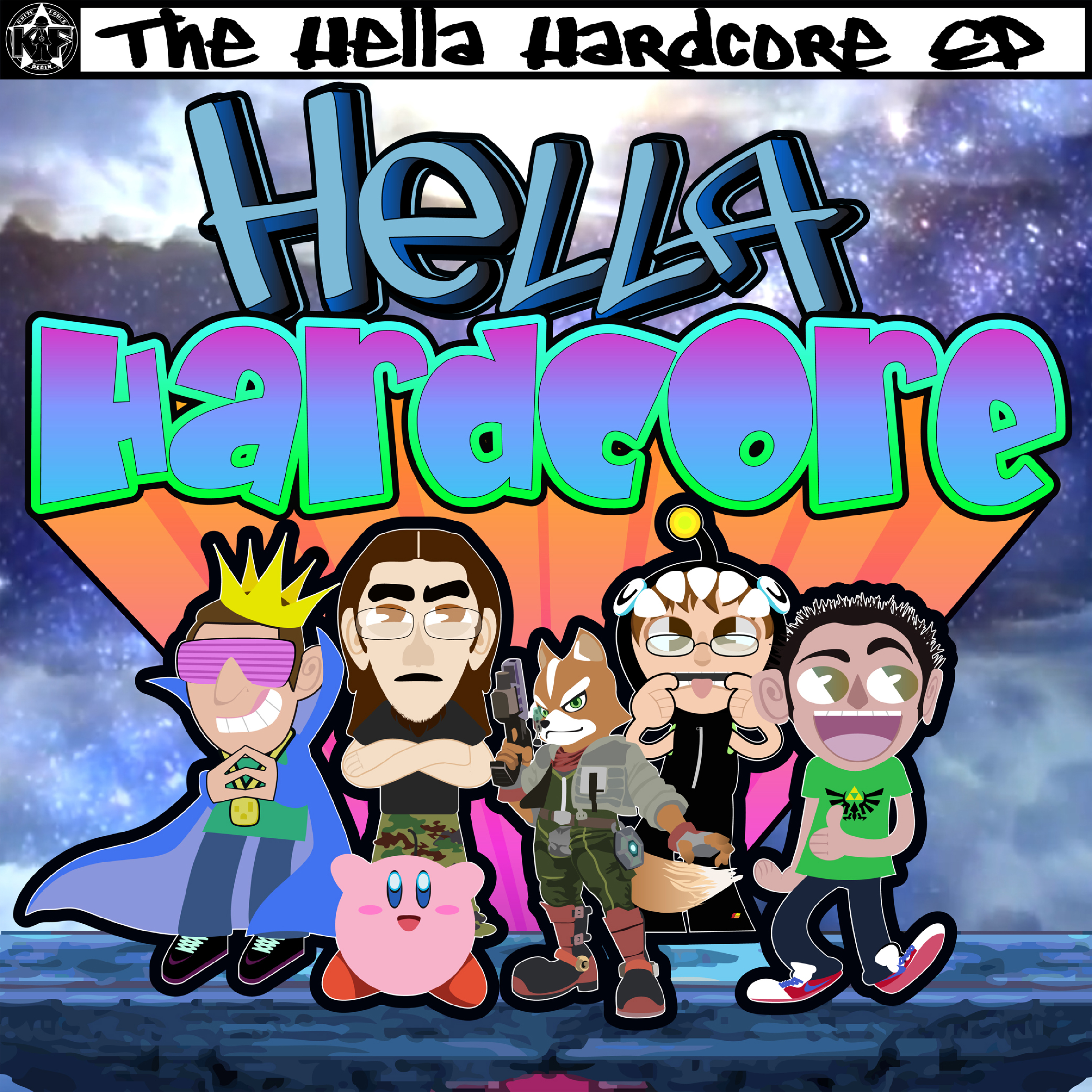 [KFA058] Various - The Hella Hardcore EP (Digital Only)