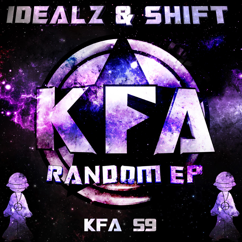 [KFA059] Idealz & Shift - Random EP (Digital Only)