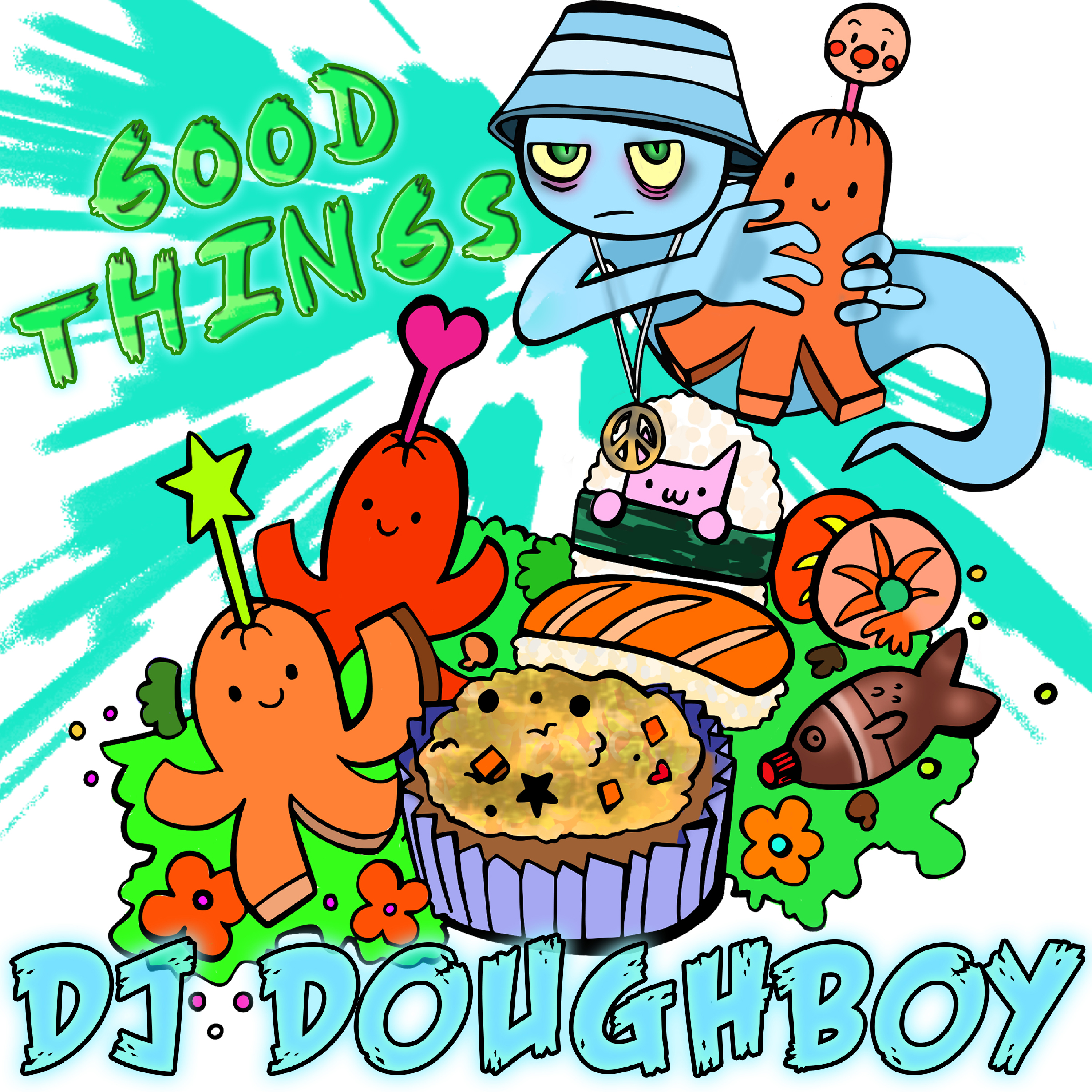 [KFA068] Doughboy - Good Things EP (Digital Only)