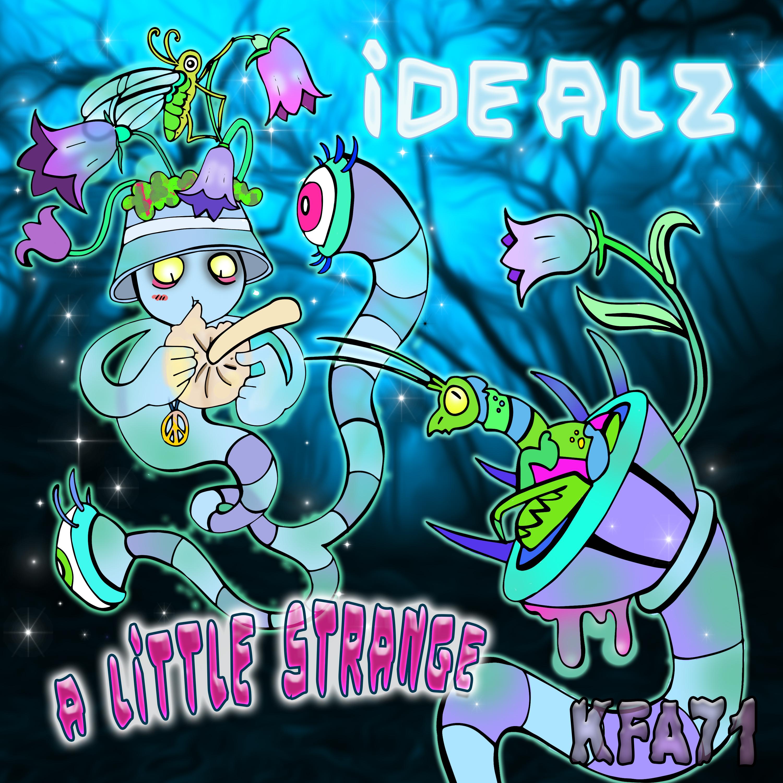 [KFA071] Idealz - A Little Strange EP (Digital Only)
