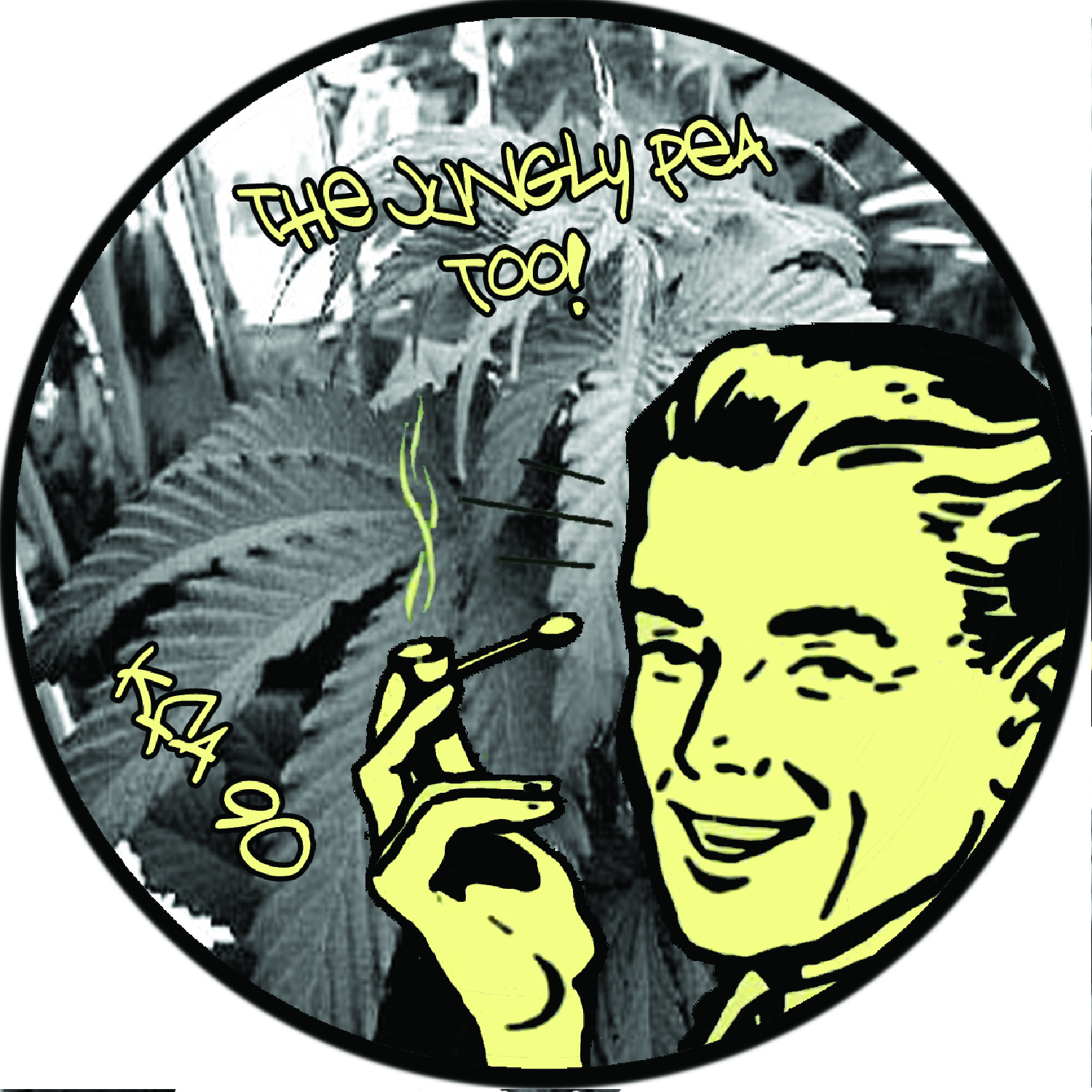 [KFA090] Various - The Jungly Pea Too (Seedy) (Digital Only)