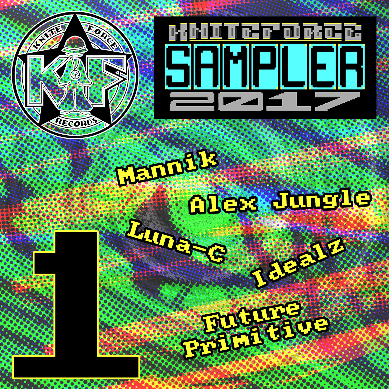 [KFD017] Various - Kniteforce Sampler 2017 (Digital Only)
