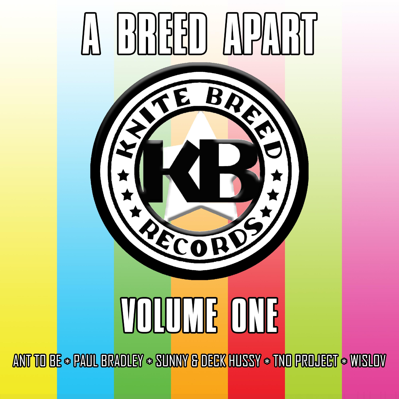 [BREEDCD02] Various - A Breed Apart Volume 1 (Digital Only)