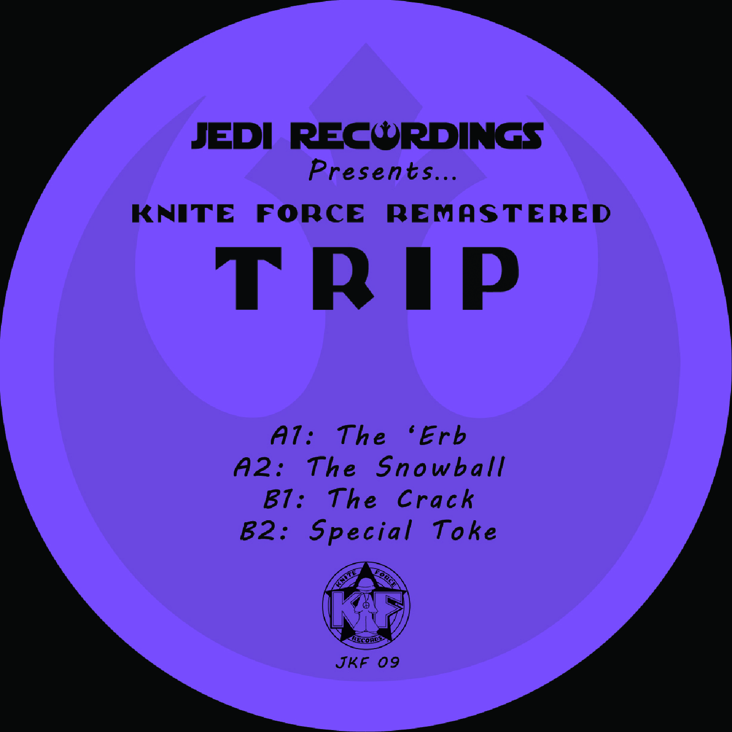 "[JKF09] The Trip - Remastered (12"" Vinyl + Digital)"