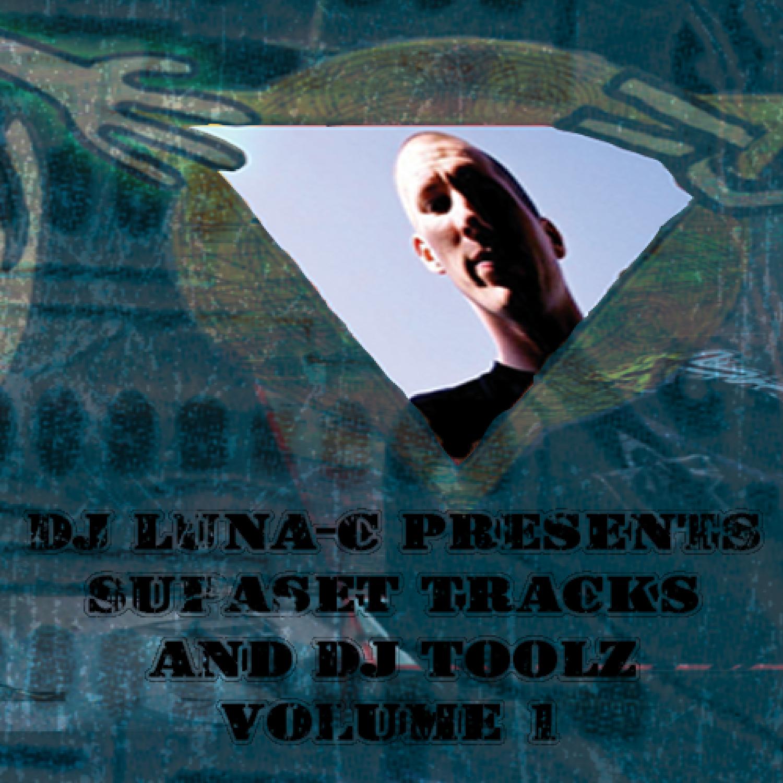 [KFD005] Luna-C - Supaset Tracks and Dj Toolz (Digital Only)