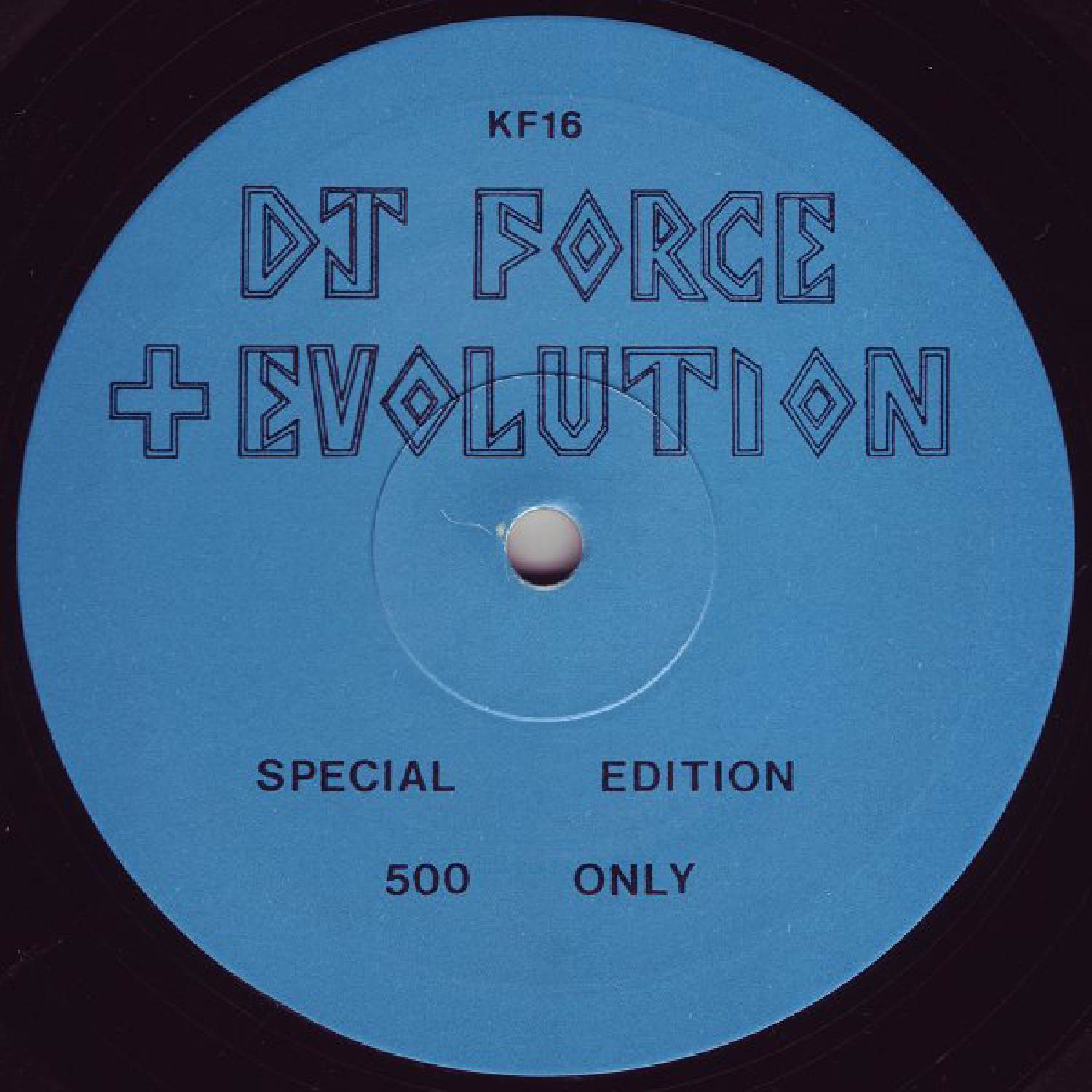 [KF016] DJ Force & The Evolution - Perfect Dreams EP (Digital Only)