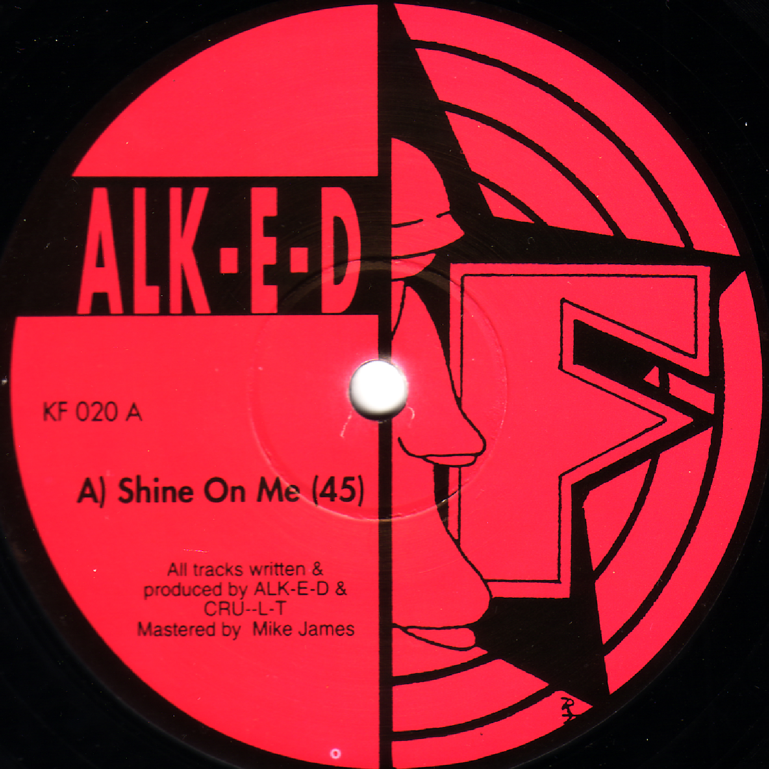 [KF020] Alk-e-d - Shining Bright EP (Digital Only)