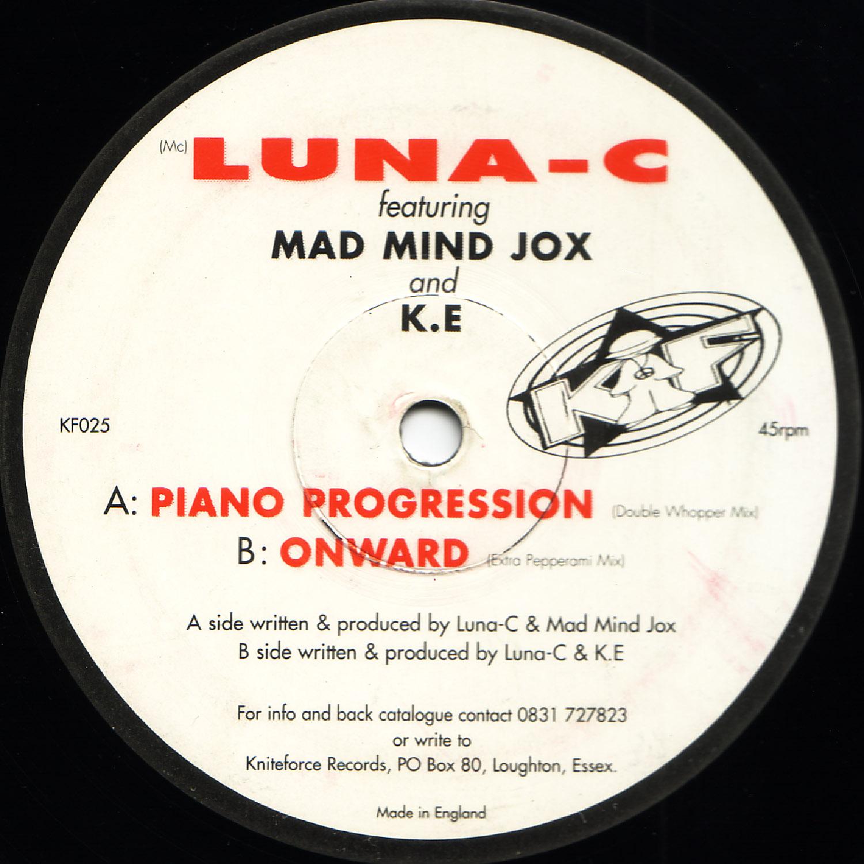 [KF025] Luna-C - Piano Progression (Digital Only)