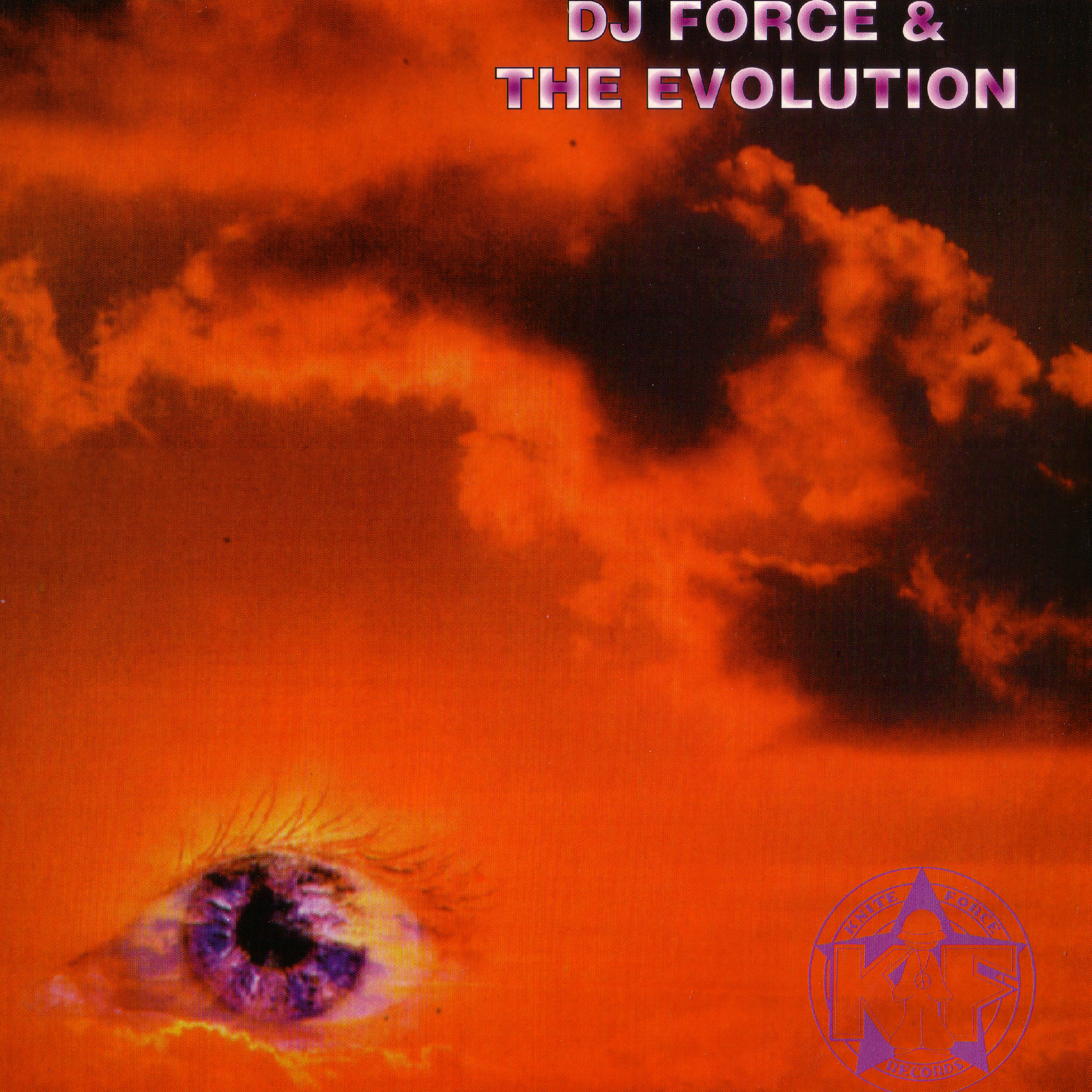 [KF034] DJ Force & The Evolution - Show Me Heaven EP (Digital Only)