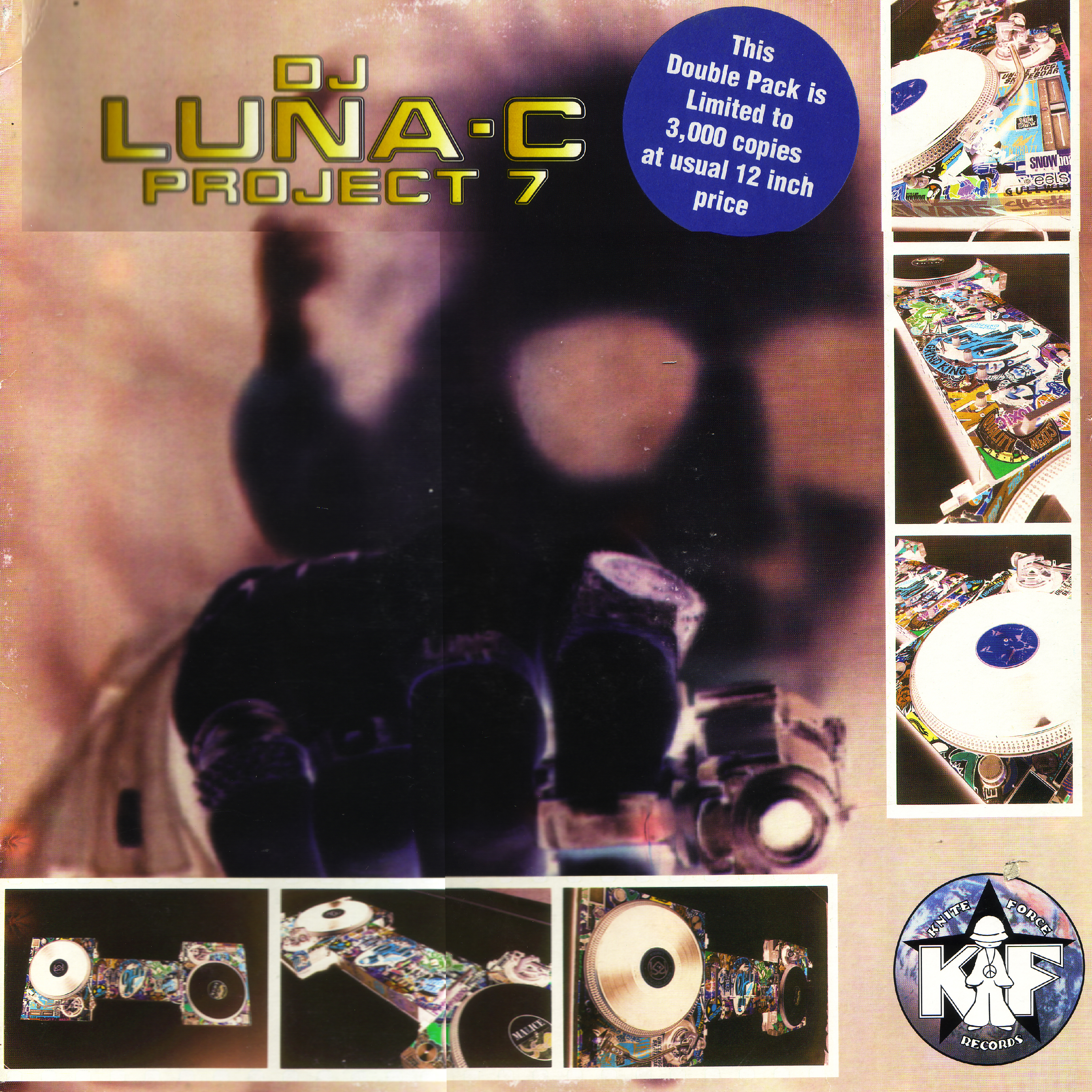 [KF040] Luna-C - Project 7 (Digital Only)