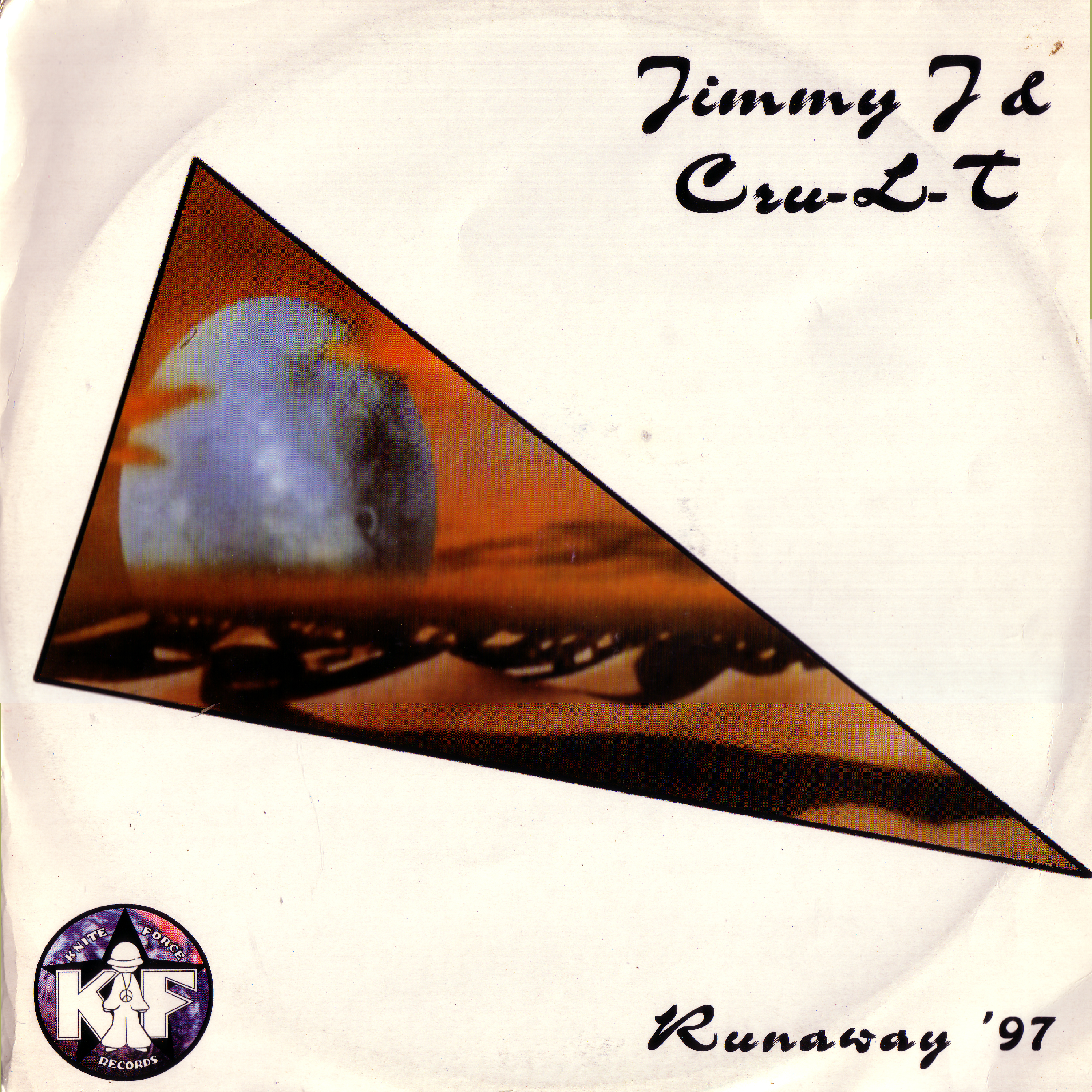[KF048] Jimmy J & Cru-L-T - Runaway '97 EP (Digital Only)