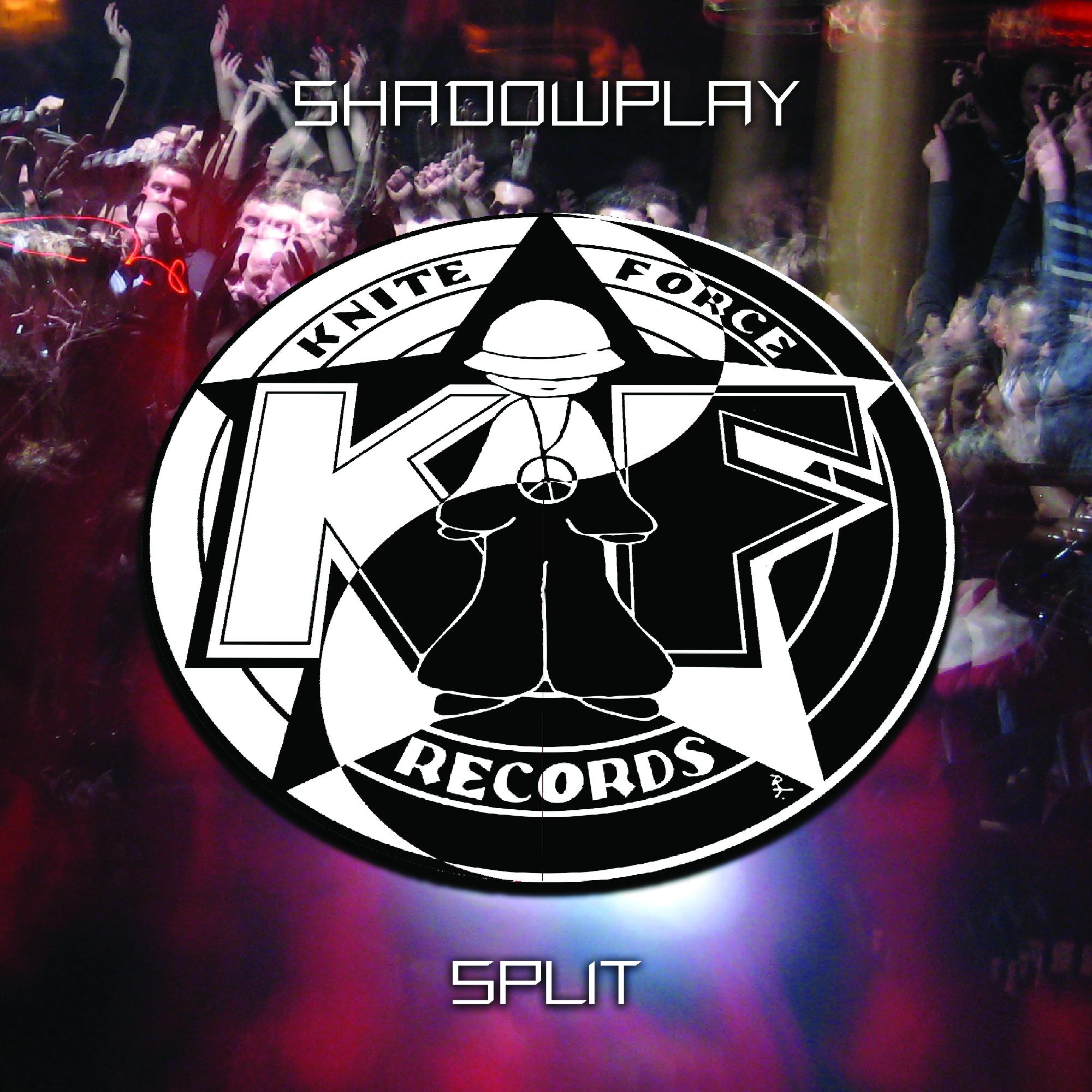 """[KF076] Shadowplay - Split EP (12"""" Vinyl + Digital)"""