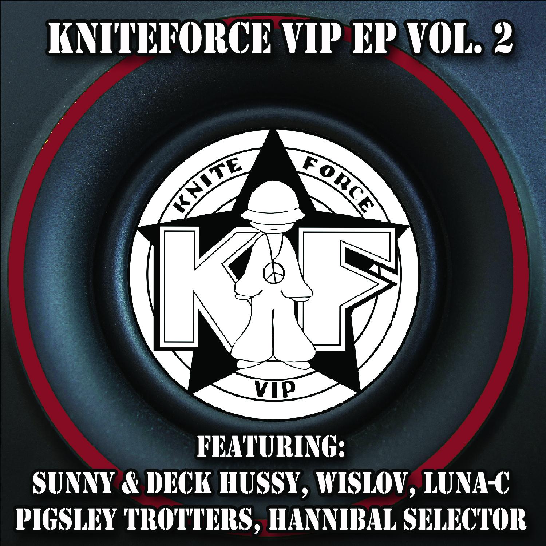 [KFD032] Various - Kniteforce VIP EP Volume 2 (Digital Only)