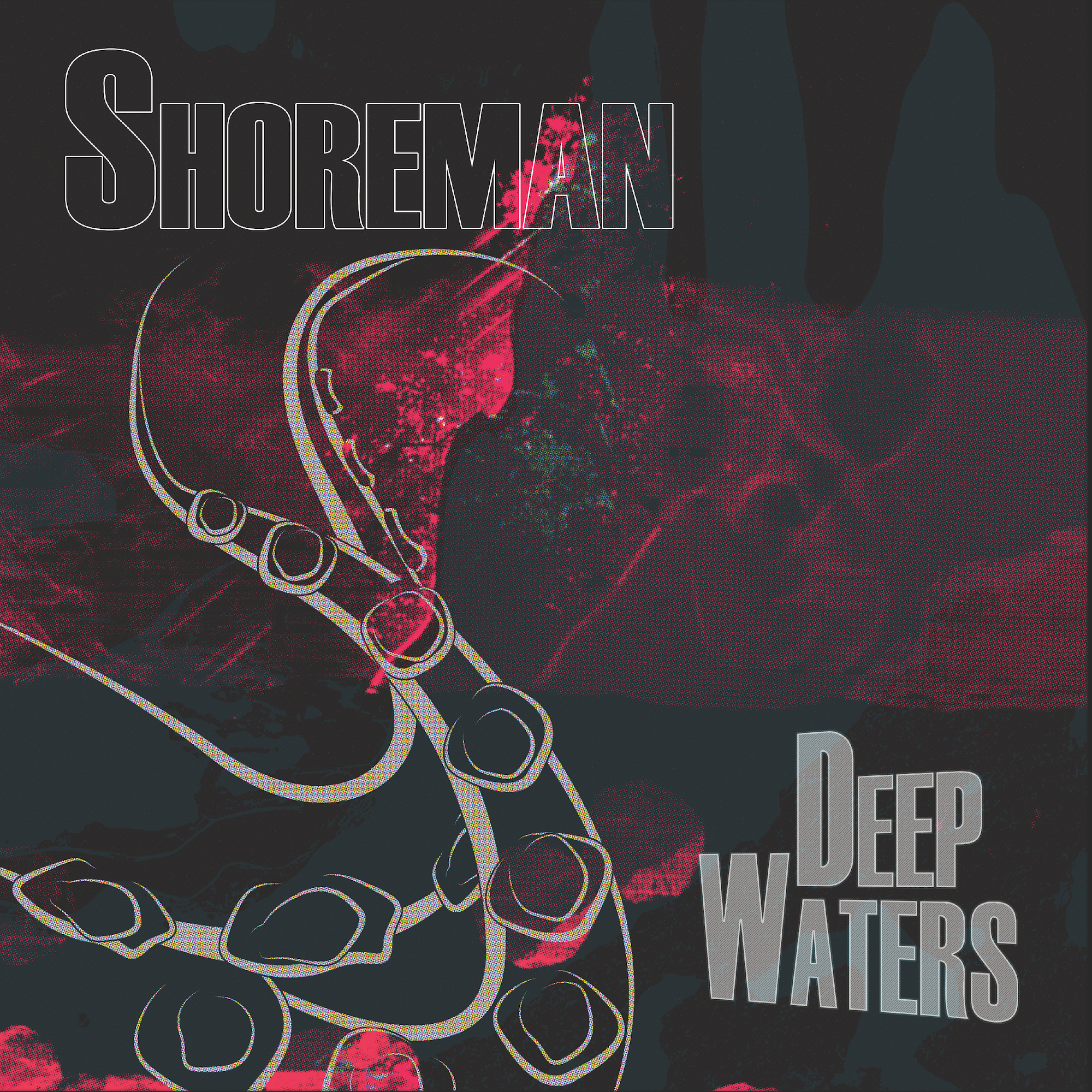 "[KF086] Shoreman - Deep Waters (12"" Vinyl + Digital)"