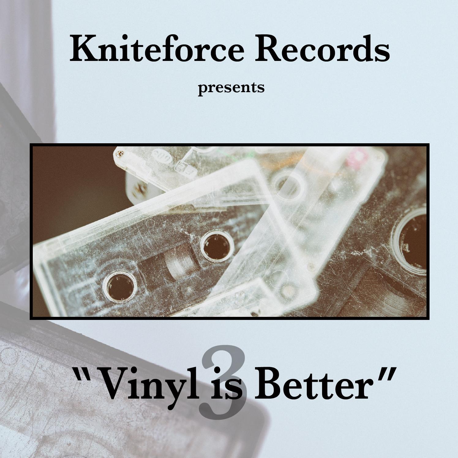 [KFCD006] Various - Vinyl Is Better Volume 3 (Digital Only)