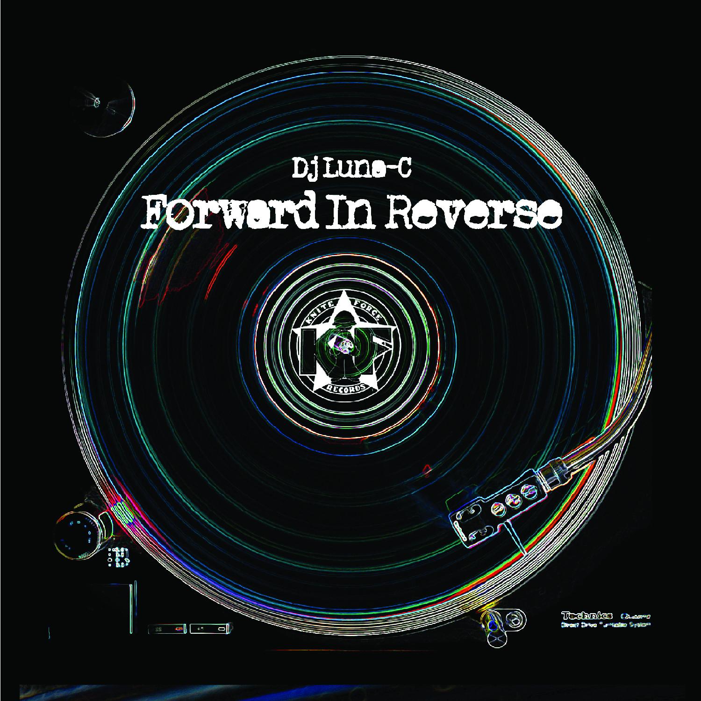 [KFCD007] Luna-C - Forward In Reverse EP (Digital Only)
