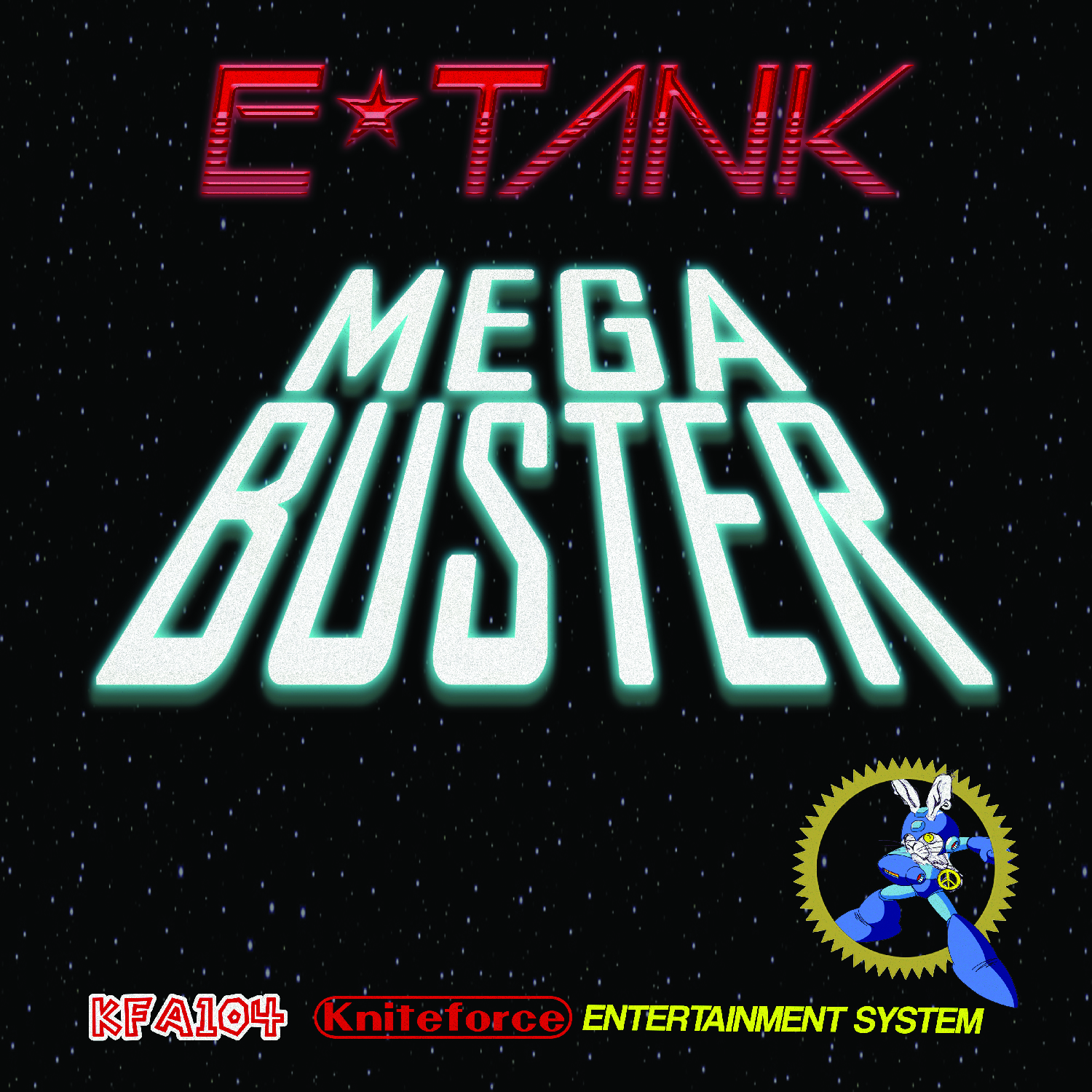 [KFA104] E Tank - Mega Buster (Digital Only)