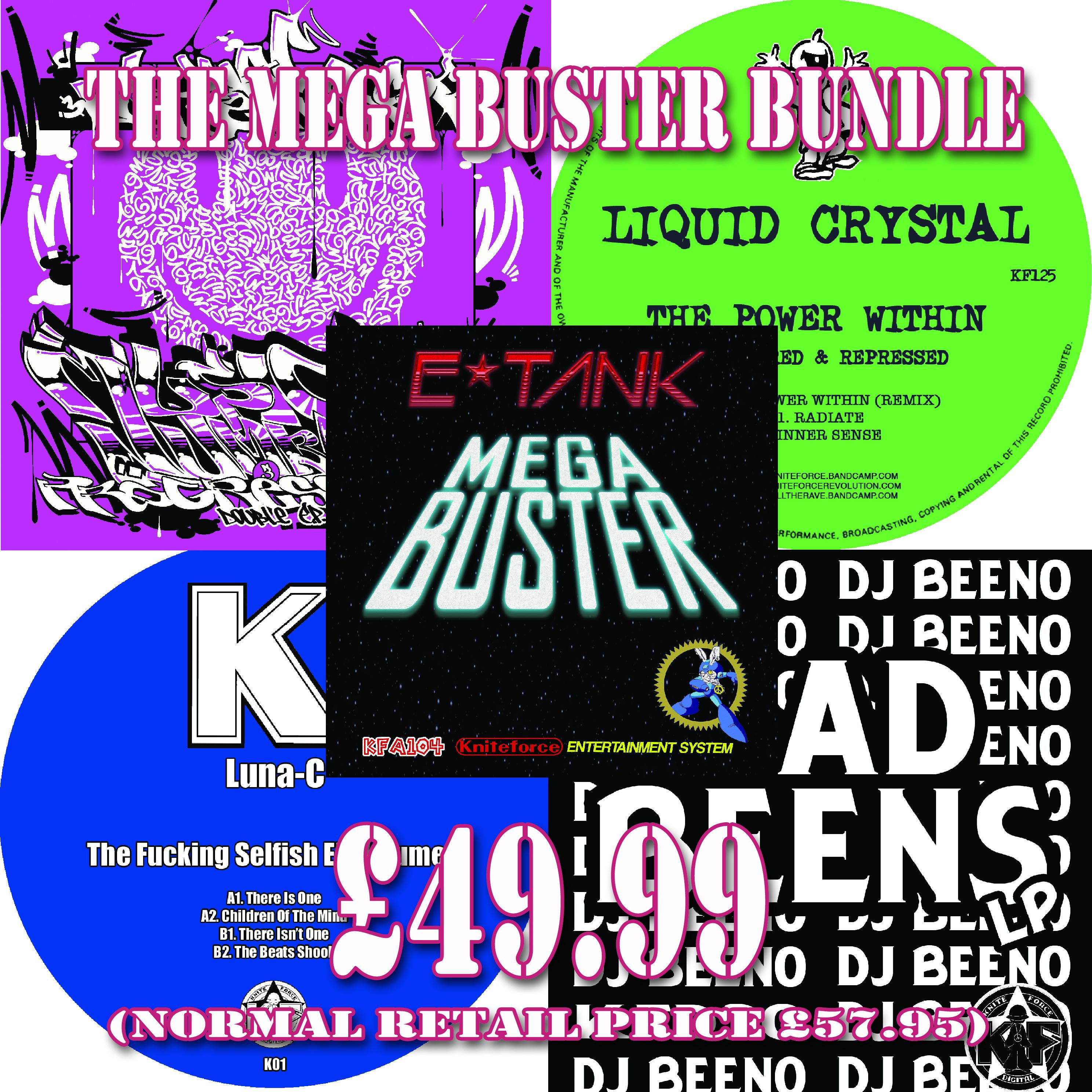 The Mega Buster Bundle