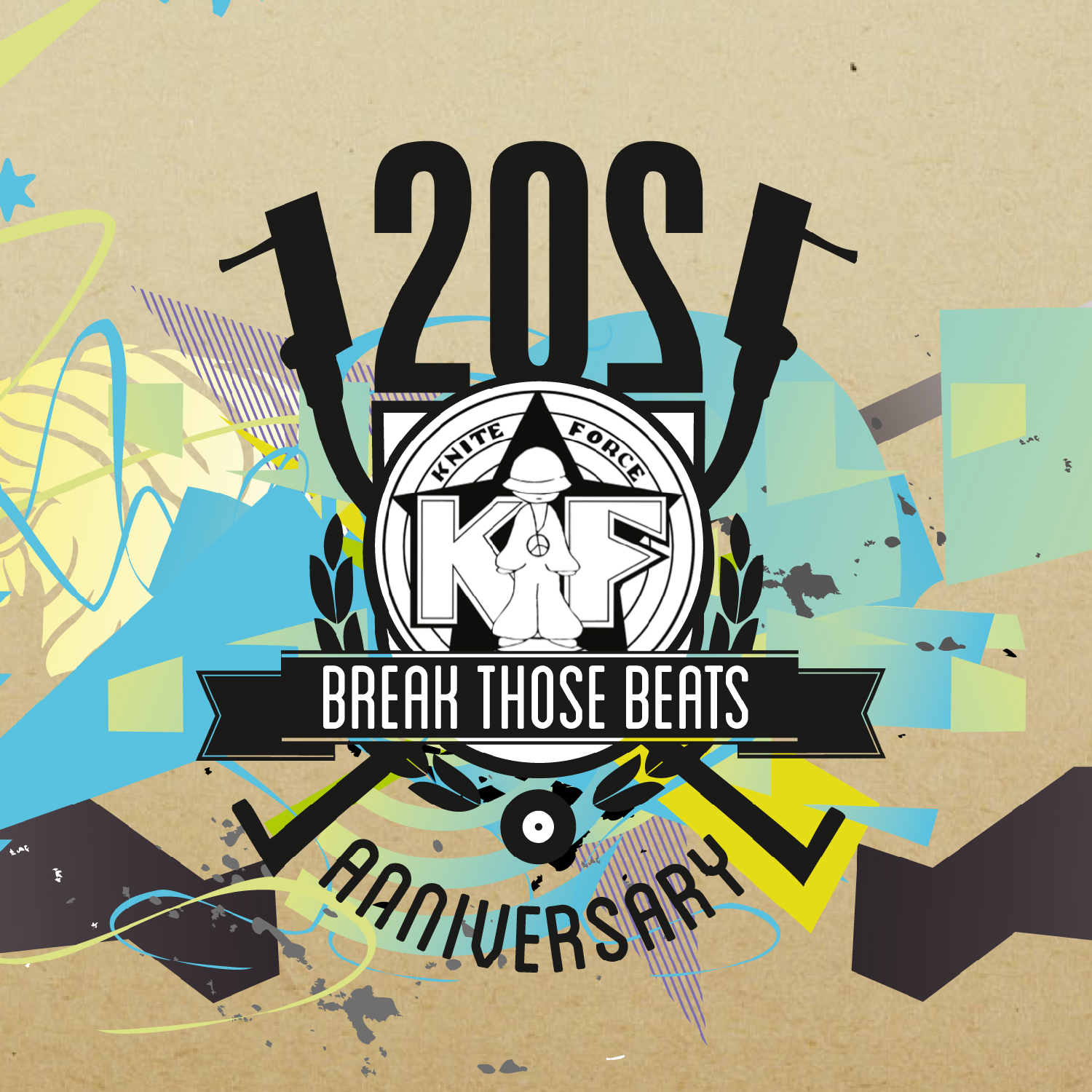 [KFACD026] Various - 20/20 Anniversary Set - Break Those Beats (Digital Only)